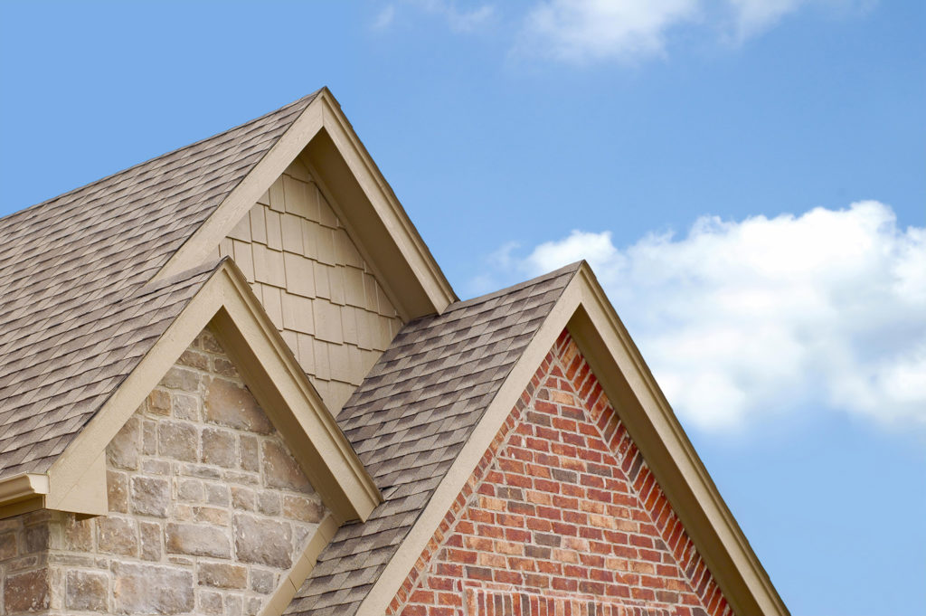 Brick & Stone Siding Installation & Shingle Roofing